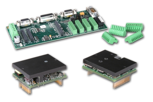 AMC's Z-Drives with Mounting Card