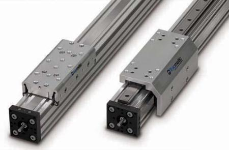 Tolomatic's MXE Rodless Actuator Family