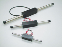 Nippon Pulse Linear Shaft Motors