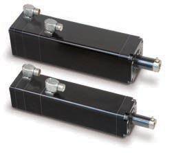 Tolomatic IMA Series - Rod Style Integrated Motor Actuators