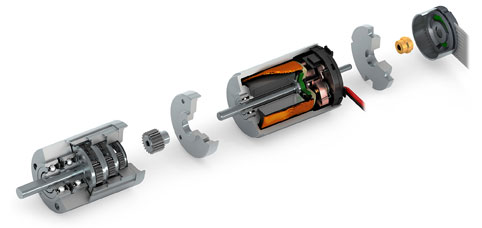 maxon motor DCX Motor