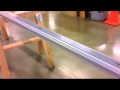 Macron 150ft long actuator video