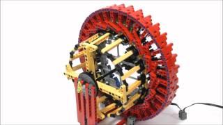 LEGO Harmonic Drive