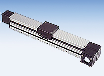 Lintech 120 Series Belt Driven Stage