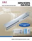 IAI ISPA/ICSPA Single-Axis & Cartesian Robot Series