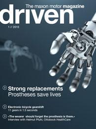 Maxon Driven Magazine