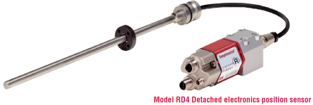 MTS RD4 Linear Displacement Transducer