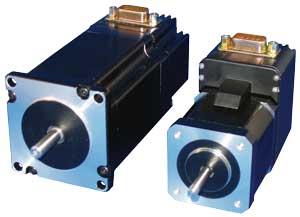 Nippon Pulse PRO Series Integrated Motors