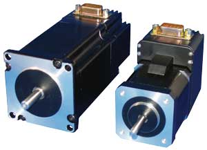 Nippon Pulse PRO Series Integrated Motors