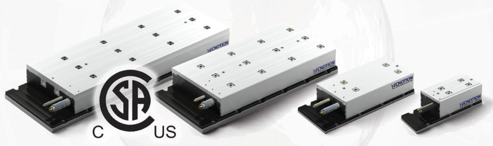Tecnotion Linear Motors