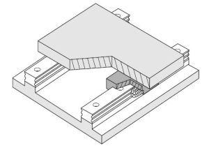 Square Rail Linear Bearing