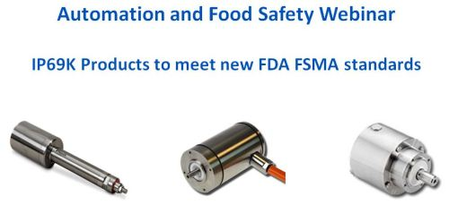 Automation and Food Safety Webinar