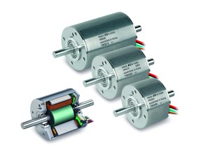 maxon's new EC-i 40 DC brushless high torque motor