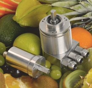 POSITAL Stainless Steel Rotary Sensors – The Right Flavor for the Food and Beverage Industries