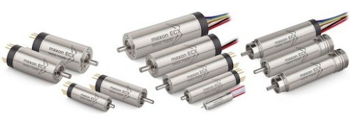 Maxon ECX Product Family