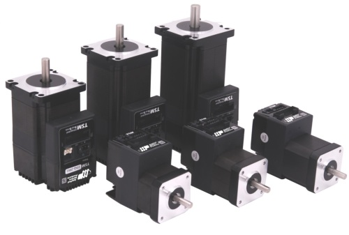 StepSERVO Integrated Motor Family